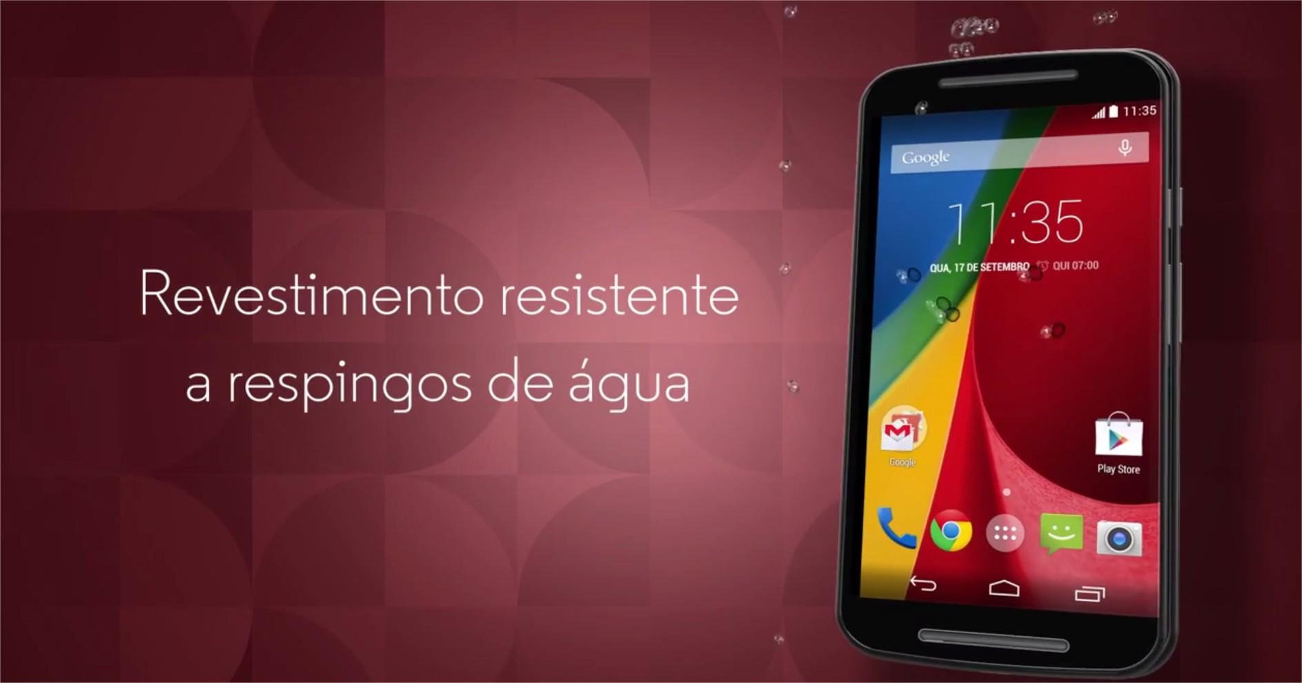 Smartphone Motorola Moto G DTV Colors 2 Geração