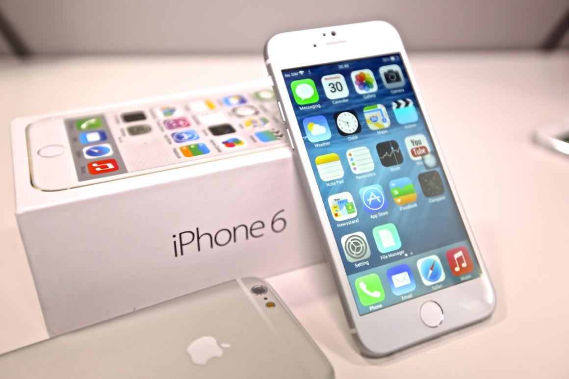 Apple vende 1 milhão de iPhones 6 em apenas 6 horas na China