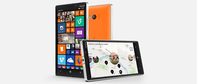 Microsoft vai disponibilizar o Lumia 930 na cor laranja no Brasil