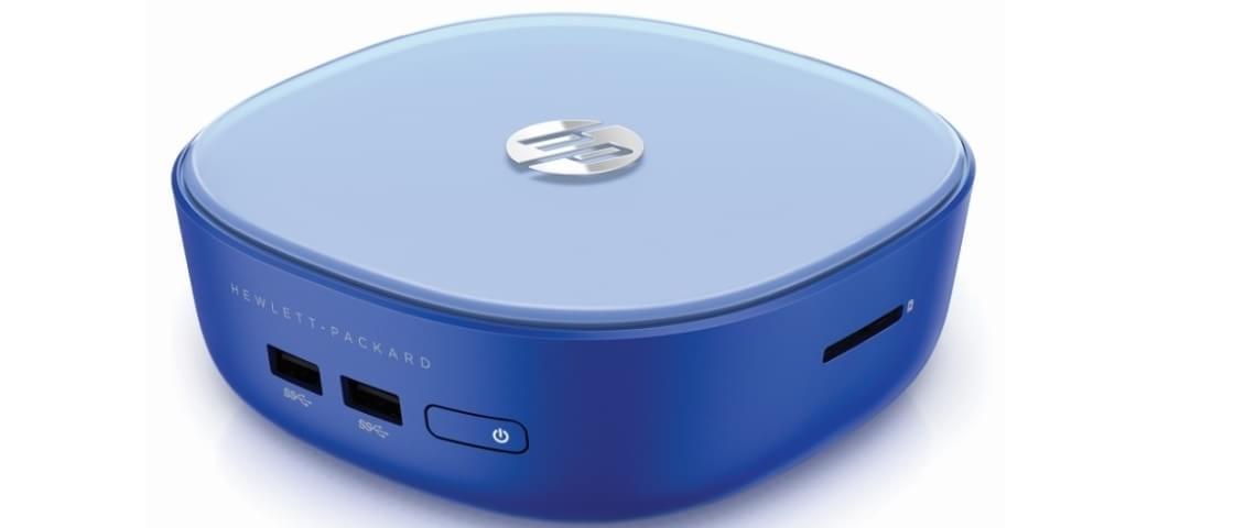 HP lança o Stream Mini, um pequeno PC para concorrer com Chromeboxes