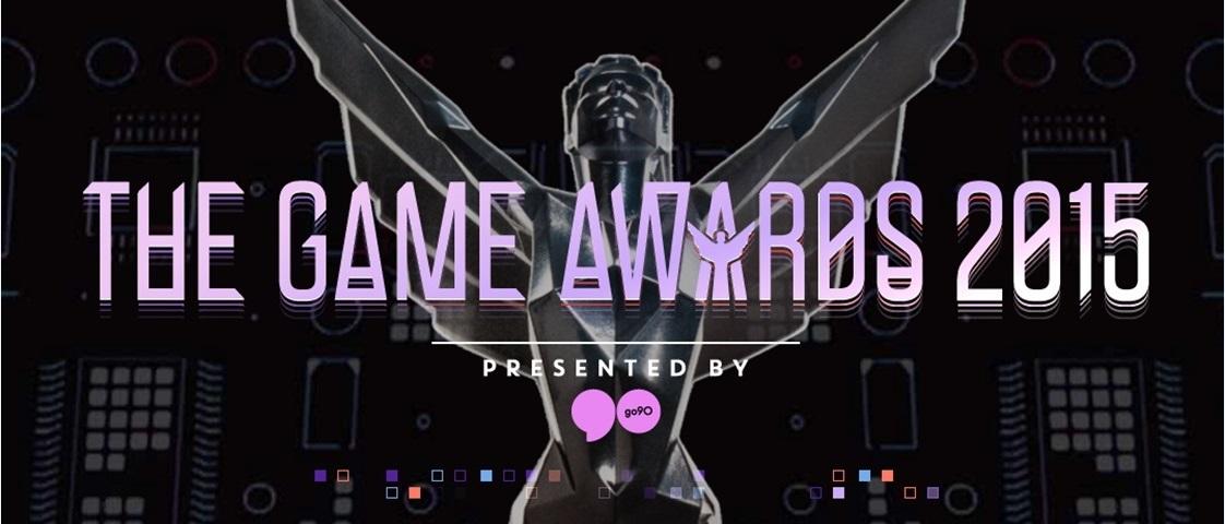Veja a lista completa de ganhadores do The Game Awards 2015