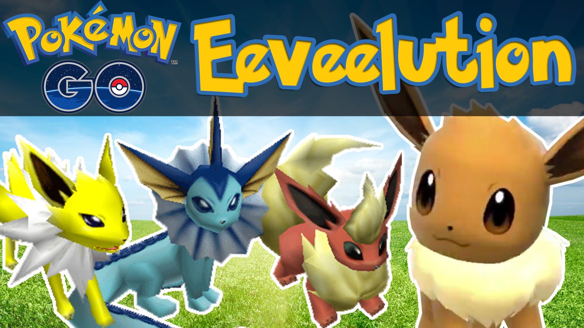 Pokémon GO: como conseguir qualquer uma das três evoluções do Eevee