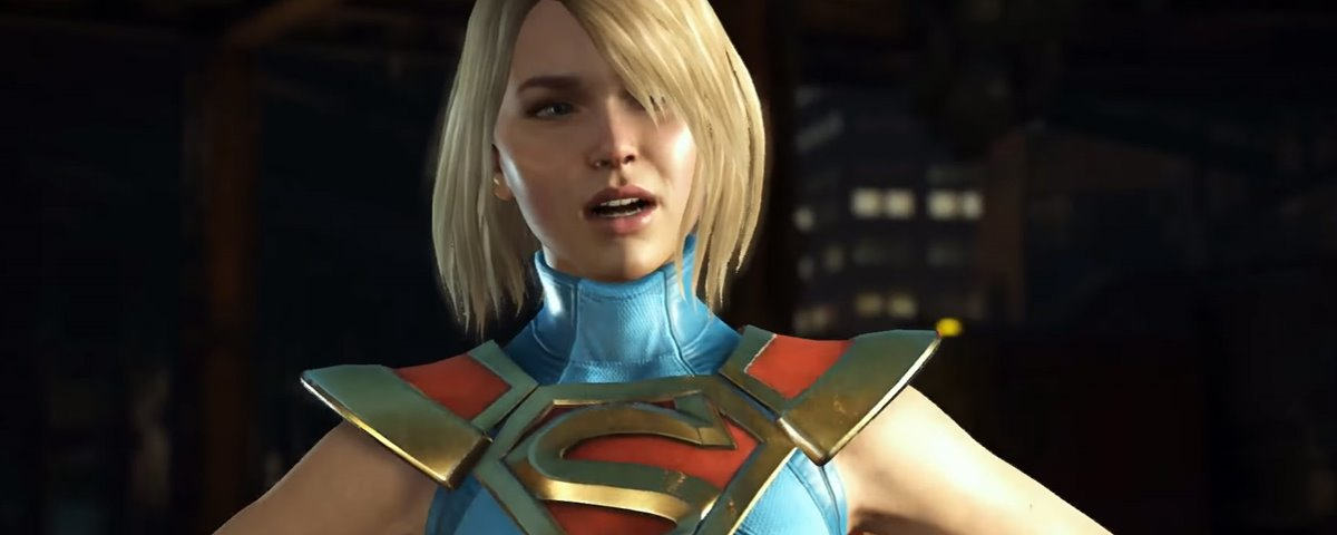 Novo vídeo de gameplay de Injustice 2 mostra todo o poder da Supergirl