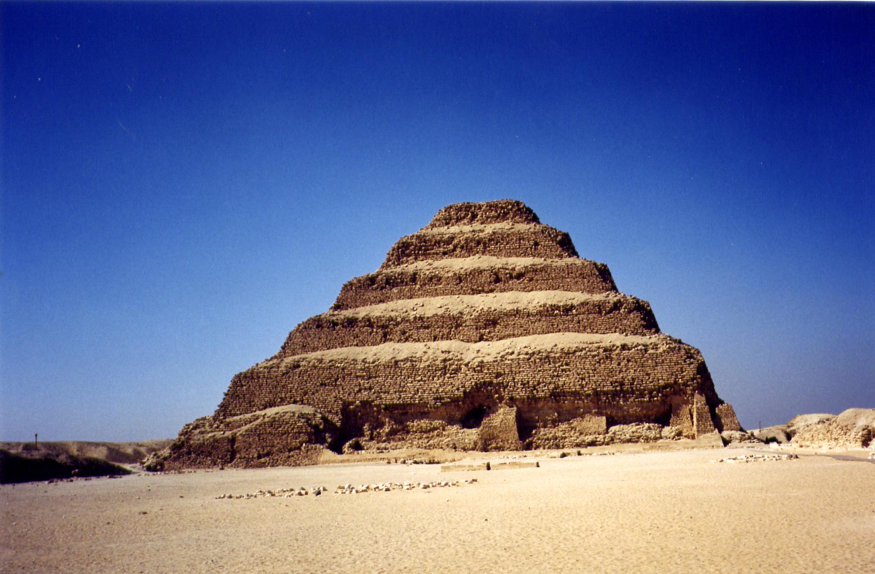 Cientistas descobrem o segredo dos egípcios para mover pedras gigantescas