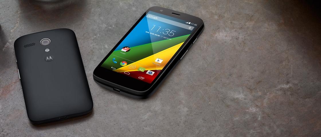 Sucessor do Moto G deve ter tela maior e câmera de alta resolução