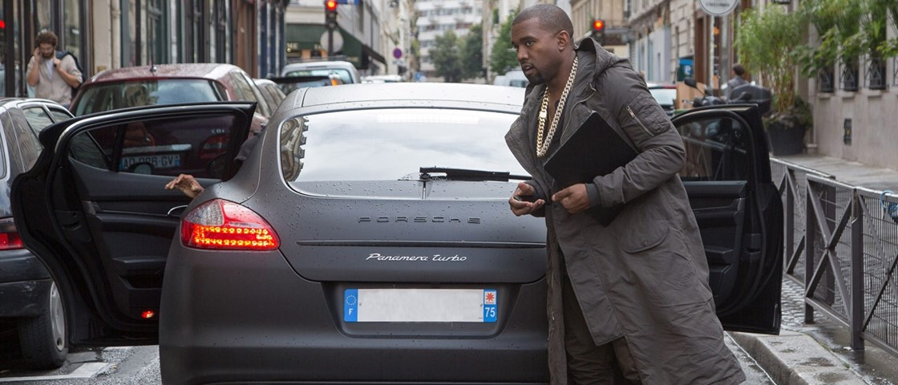 "Drone-paparazzo: Kanye West está preocupado com nova ""ameaça"""