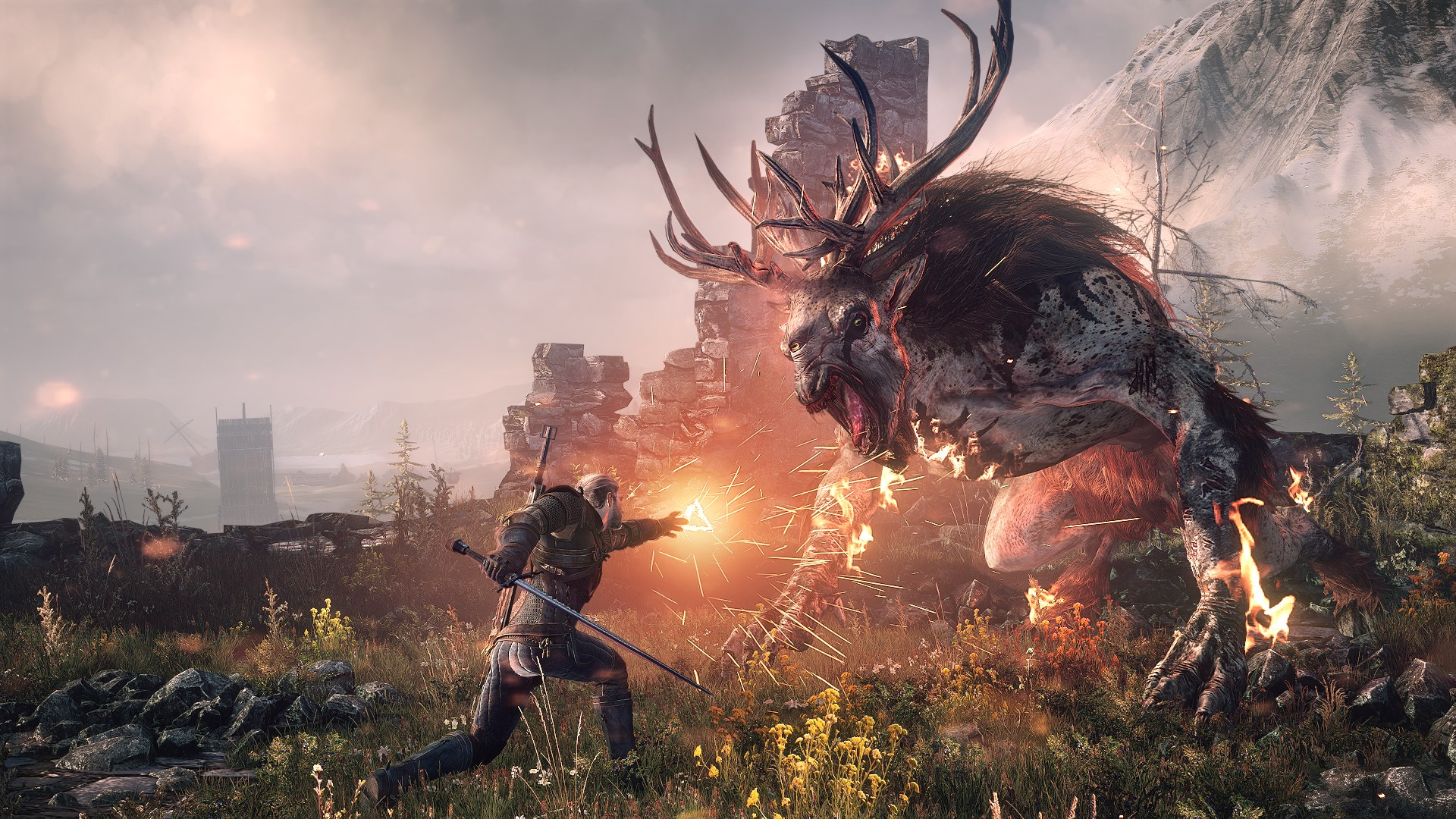 The Witcher 3: Wild Hunt - Os monstros e como enfrentá-los - Dicas