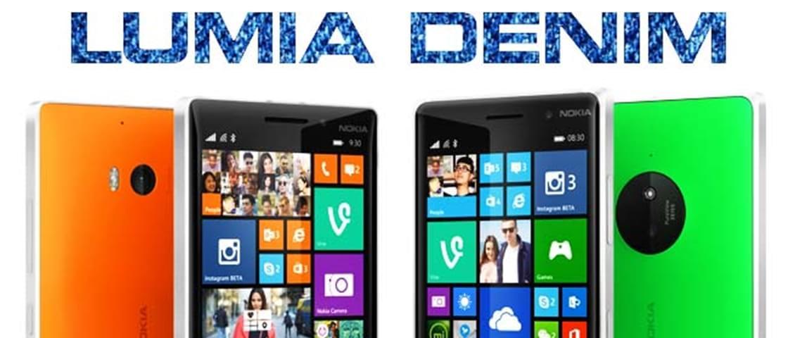 Atualização Lumia Denim deve chegar ainda esse ano para alguns aparelhos