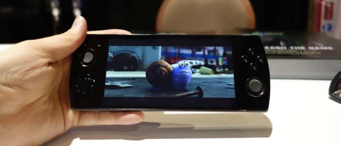 W3D: o smartphone Android que funciona como console e exibe imagens em 3D