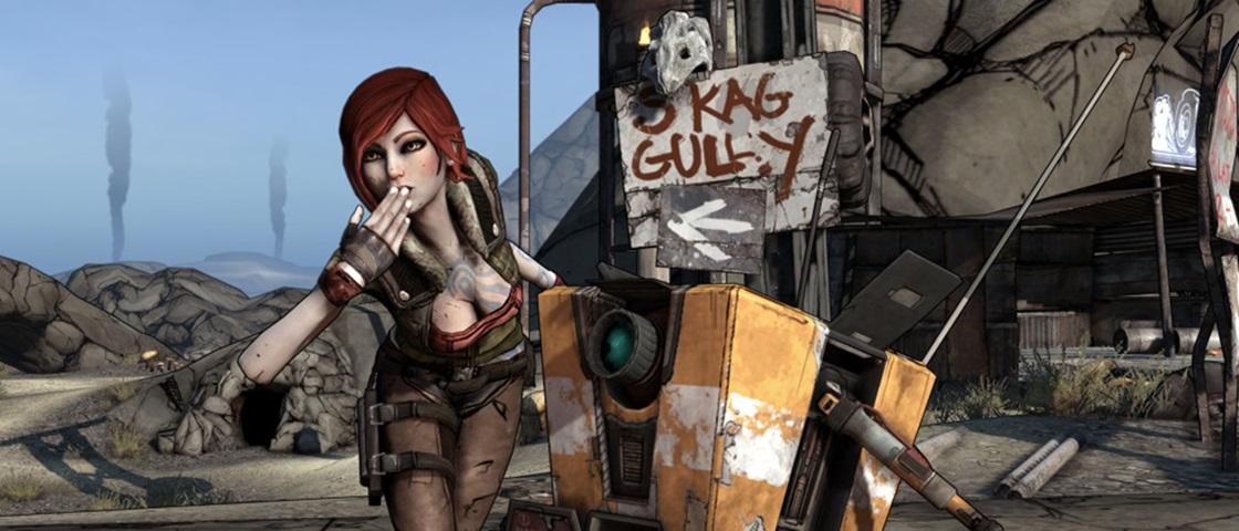Borderlands com retrocompatibilidade no Xbox One é confirmado