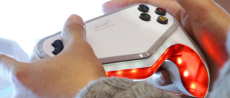 Patente: Nintendo registra controle revestido com uma touchscreen elíptica
