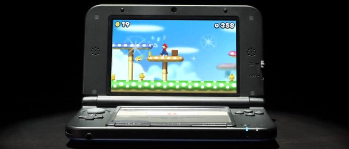 3DS já vendeu mais que PS4 e Xbox One juntos, diz executivo da Nintendo