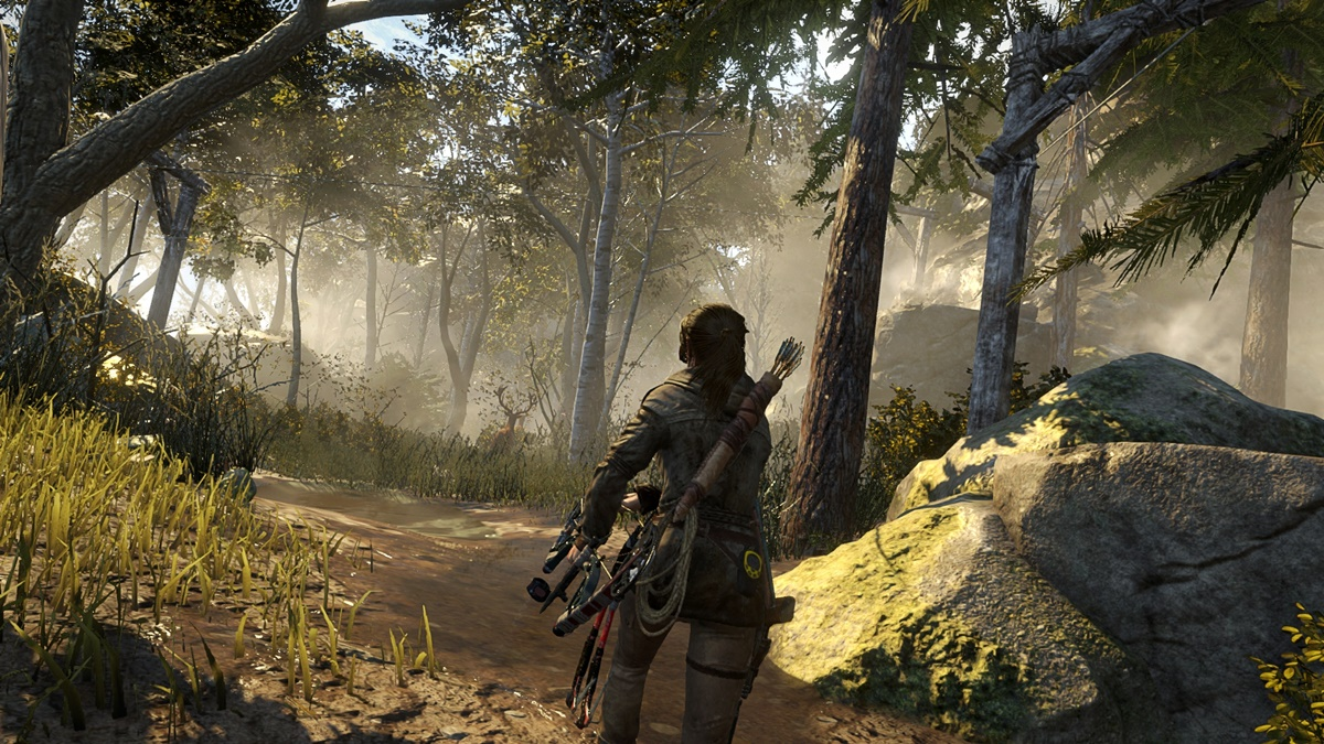 Mas já? Rise of the Tomb Raider chega ao PC no dia 29 de janeiro