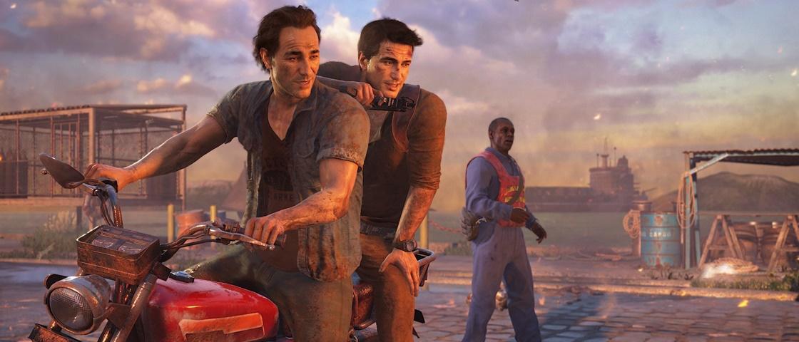 Adiado: agora, Uncharted 4: A Thief's End chegará só em 26 de abril