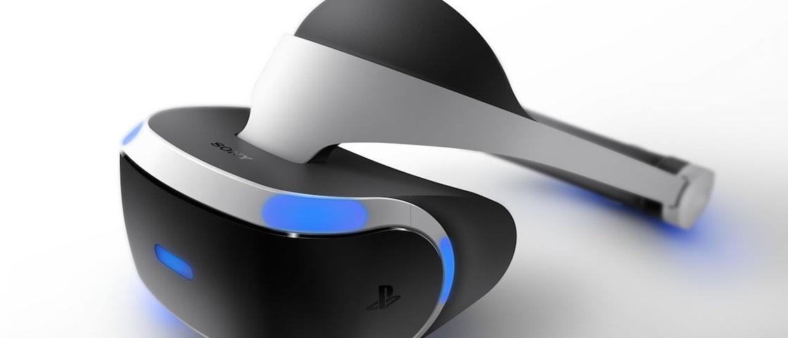 PS VR pode se tornar três vezes mais popular que o Oculus Rift em 2016