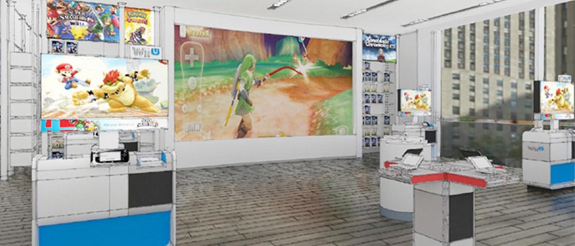 Nintendo Store será reformada e trará diversas novidades após reabertura