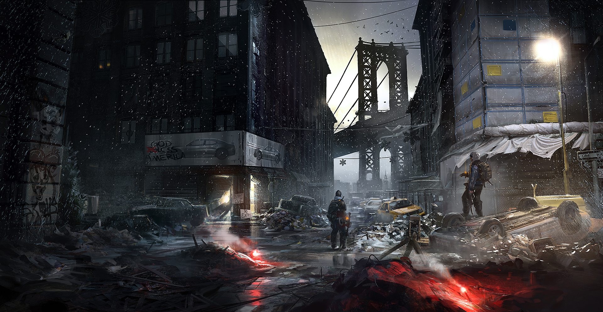 The Division: inicialmente mapa terá apenas área central de Manhattan em NY