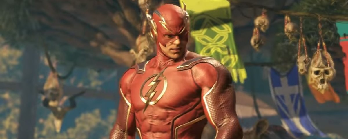É a vez de Flash no novo trailer de Injustice 2!
