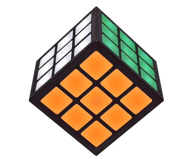 O Cubo Rubik moderno