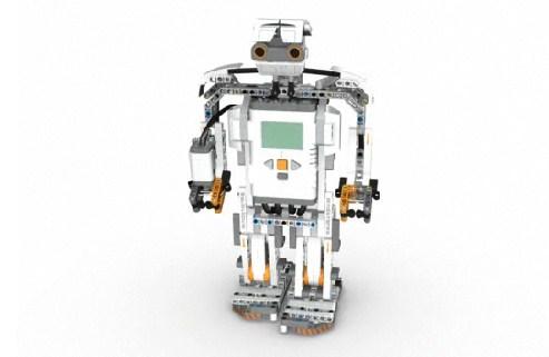 A inovação tecnológica da LEGO