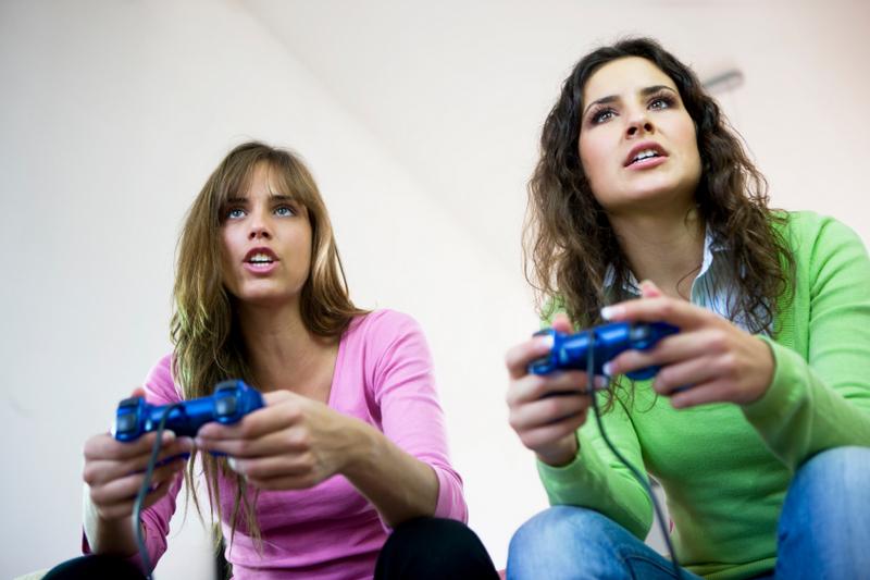Mulheres que jogam online fazem mais sexo
