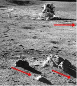 45668522122154542 O homem teria de fato visitado a lua ou não ?