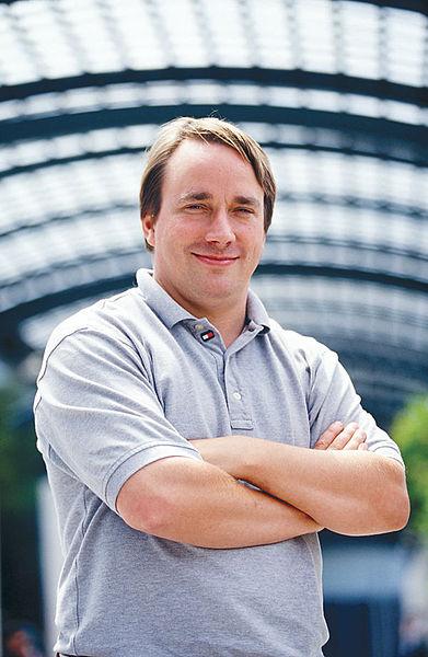 Linus Torvalds: criador do Linux e de duas leis da informática
