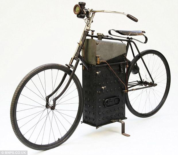 Bicicleta mais cara do mundo custa R$ 883 mil