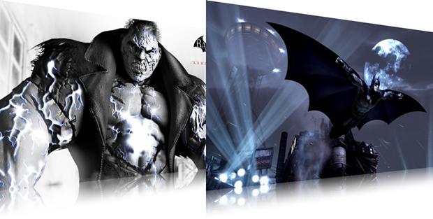 Batman Arkham City Theme for Windows 7