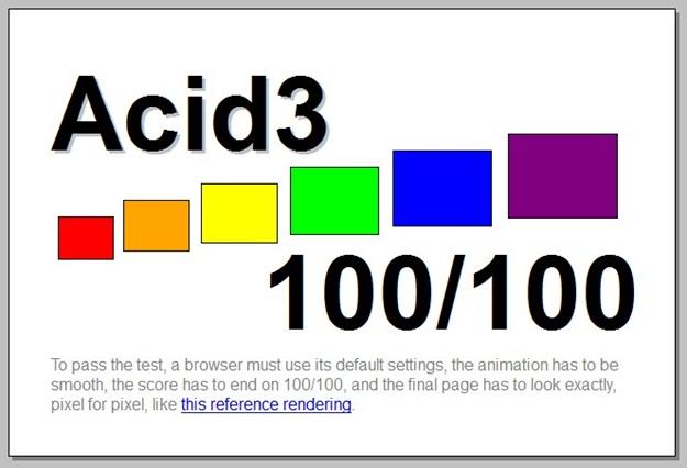 Teste Acid