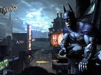 Batman Arkham City Theme for Windows 7