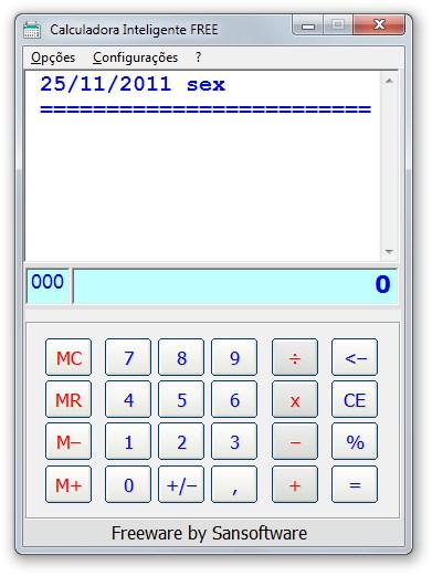 Calculadora Inteligente.