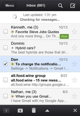 Gmail - Imagem 1 do software