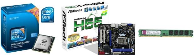 Configuração Intel