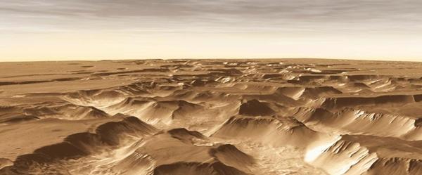 ¿Cómo sería la colonización de Marte?