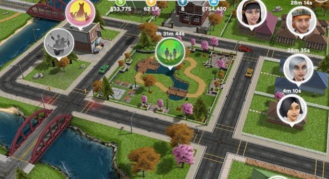 The Sims FreePlay - Imagem 1 do software