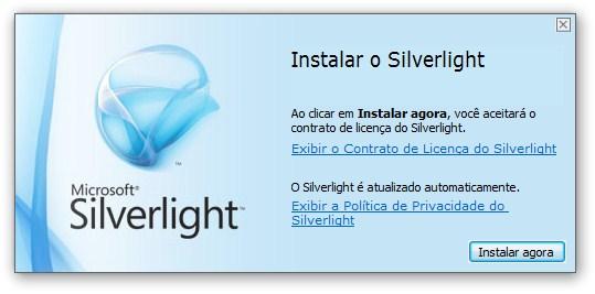 Microsoft Silverlight.