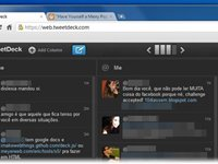 TweetDeck no Chrome est� de cara nova!