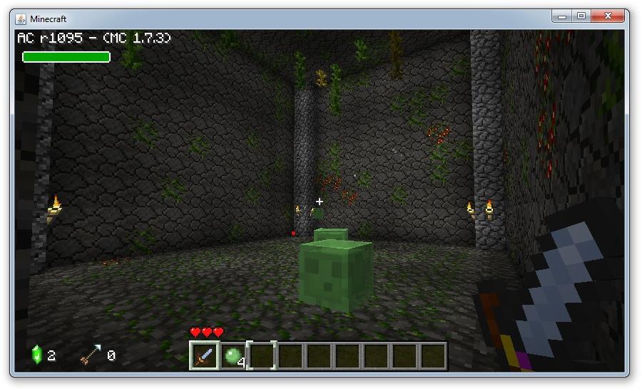 Explorando a primeira dungeon