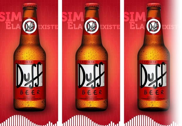 Duff agora produzida no Brasil
