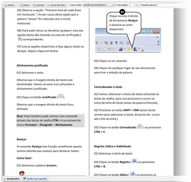 Apostila Digital Concurso CAIXA 2012