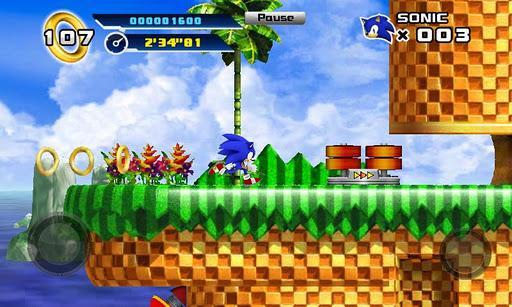 Sonic 4 Episode I - Imagem 1 do software