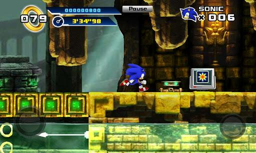 Sonic 4 Episode I - Imagem 2 do software