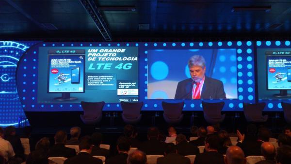 Postes de iluminação pública serão antenas 4G da Vivo