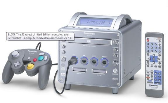 Os jogos e consoles mais raros do planeta