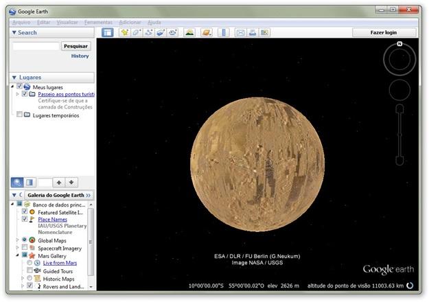 Conheça Marte