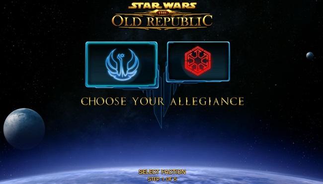 De que lado da Força você está?