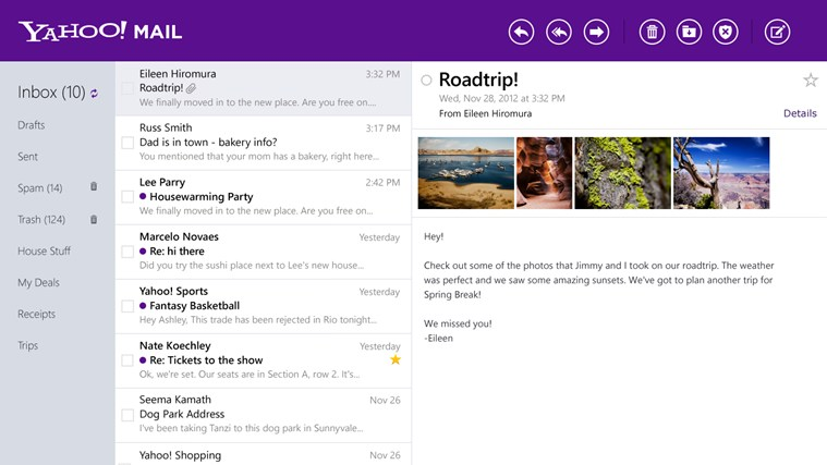 Yahoo mail download enfim este aplicativo vai transportar o yahoo mail para dentro do seu windows 8 stopboris Images