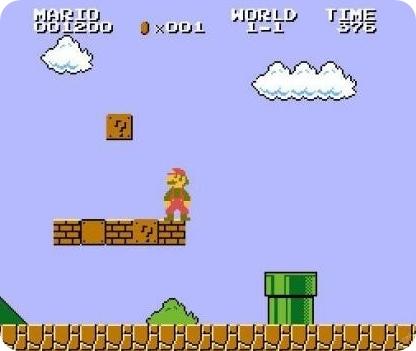 Caramba, Super Mario já tem 30 anos 5