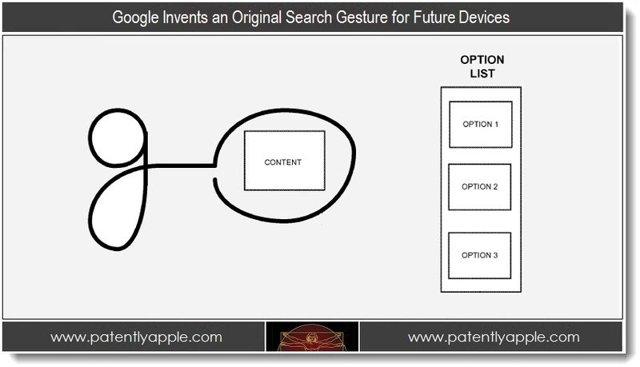 Você poderá fazer pesquisas no Google apenas com gestos
